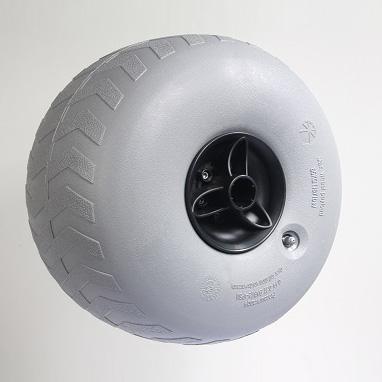 Balloon  /  Rubber Wheel