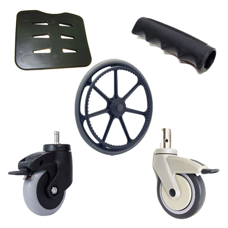 Parts for Commode / Shower Chair