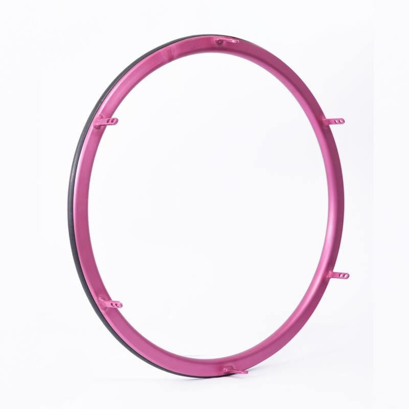HR066-W513-6 Alum Oval Shape Handrim